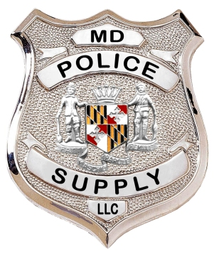 14687 MD PD SUPPLY BADGE B 549 EOno seal